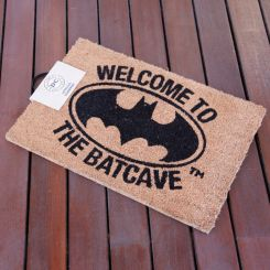 "Felpudo Batman ""Wellcome to Batcave"""