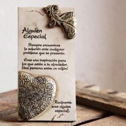 """Piedra """"Alguien Especial"""" Arts in Stone"""