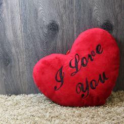 """Peluche Corazón """"I love you"""""""