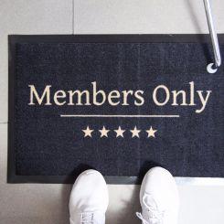 Felpudo Members Only
