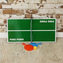 Juego Ping Pong de sobremesa