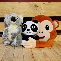 Calentador Oso, mono y Koala