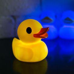 Lámpara ambiental Patito que cambia entre varios colores