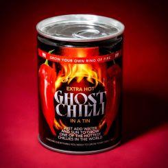 Cultiva tu propio chile fantasma (ghost chilli)