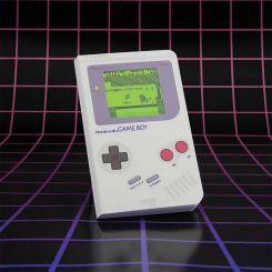 Libreta Game Boy con pantalla lenticular