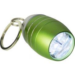 Llavero linterna Barril con luz led