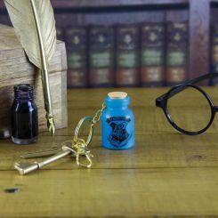 Llavero pócima LED escudo Hogwarts de Harry Potter