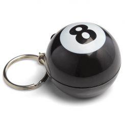 Llavero bola del 8 que adivina el futuro