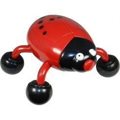 Masajeador eléctrico de mariquita