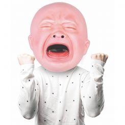 Máscara Bebé llorón Gigante