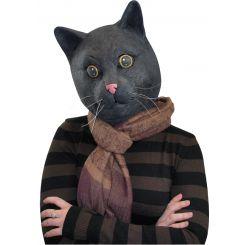 Máscara gato Black Jack