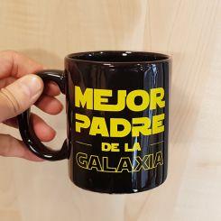 Taza al Mejor padre de la Galaxia