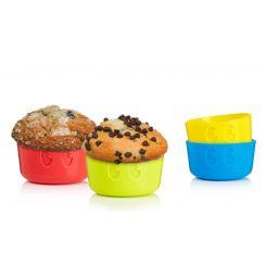 Molde para madalenas 1-Up Cupcake