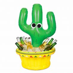 Nevera Cactus hinchable