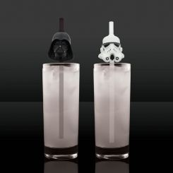 Pajitas Darth Vader y Storm Tooper
