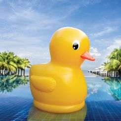 Patito Gigante Hinchable 1'82m