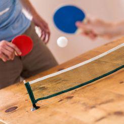 Juego Ping-Pong Escritorio