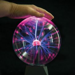 Lámpara de plasma bola láser grande 20cm diámetro