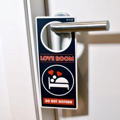 Colgador para puertas (poming) Love Room