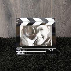 Portafoto Claqueta de cine 15X10