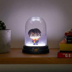 Mini lámpara Kawaii de Harry Potter con campana