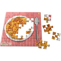 Puzzle imán Frosted Flakes de Kellogg's