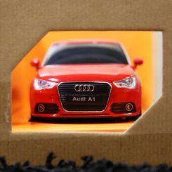 Audi A1 teledirigido 1:24