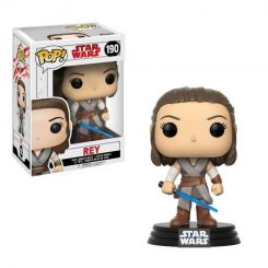 Figura Funko Pop! Rey, de Star Wars