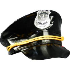 Sombrero para despedidas policía