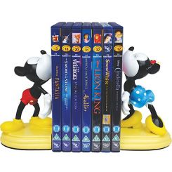 Sujetalibros Mickey - Minnie
