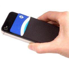 Tarjetero con bolsillo para Smartphone