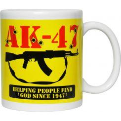 Taza AK-47