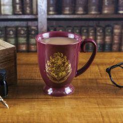 Taza escuela Hogwarts de Harry Potter con estilo clásico
