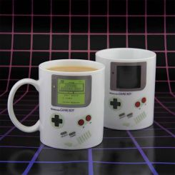 Taza Game Boy que cambia de color