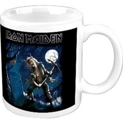 Taza de Iron Maiden Benjamin Breeg