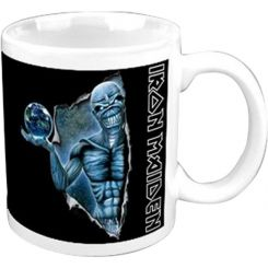 Taza de Iron Maiden Different World