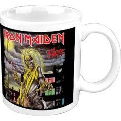 Taza de Iron Maiden Killers