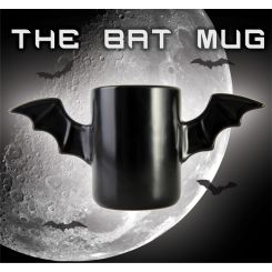 Taza Murciélago (The Bat Mug)