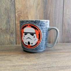 Taza Storm Trooper con relieve, Star Wars