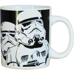 Taza de dos stormtroopers Star Wars