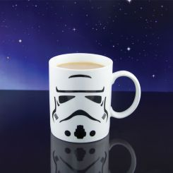 Taza cara stormtrooper Star Wars