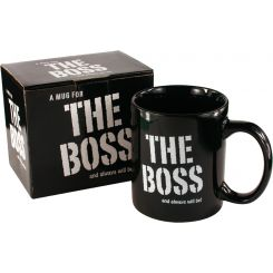 "Taza The Boss (""El Jefe"")"