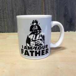 Taza Darth Vader Yo soy tu padre (Star Wars)