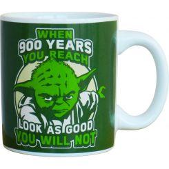 Taza Yoda (When 900 years)