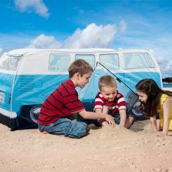 Tienda de campaña CamperVan Volkswagen para niños