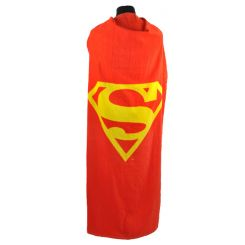 Toalla capa de Superman