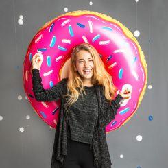 Trineo colchoneta Donut