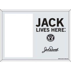 Portafotos Jack Daniel's Lives Here