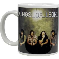 Taza Kings of leon Band Photo