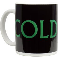 TAZA COLDPLAY